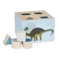 Sebra Sortierbox, Dino