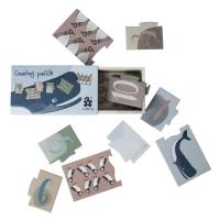 Sebra Puzzle, Dino / Arctic Animals