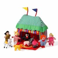 Oskar & Ellen Spielset Zirkus