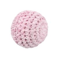 Sebra Häkel-Ball S, Farbverlauf Mädchen