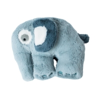 Sebra Plüschtier, Elefant, Cloud Blue