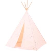 NOBODINOZ Tipi-Zelt Phoenix, Gold Stella/ Dream Pink