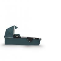 JOOLZ Geo2 Quadro Erweiterungsset (Wanne & Sitz), Blu