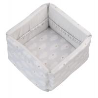 Trixie Aufbewahrungsbox (25x25x15 cm), Wolken