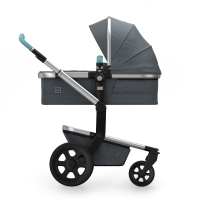 JOOLZ Day3 Tailor Kinderwagen, Basis Grey, Chassis Silber