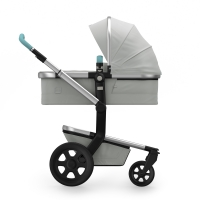 JOOLZ Day3 Tailor Kinderwagen, Basis Silber, Chassis Silber