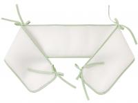 Träumeland 3D Bettnestchen Air, Mint
