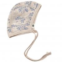 CeLaVi Baby Mütze aus 100% Merino-Wolle, Dusty Blue