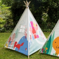 Rex London, Tipi Zelt, Forest