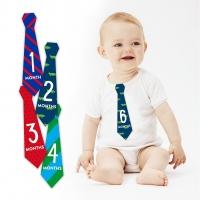 Pearhead Krawatte-Stickers