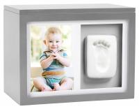 Pearhead Aufbewahrungsbox für Erinnerungen, grau