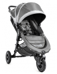 Baby Jogger City Mini GT, Steel Gray 2019
