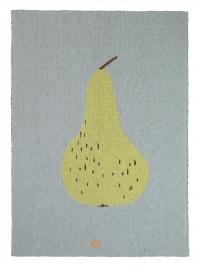 Ferm Living Fruiticana Decke - Birne