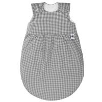 Sugarapple Schlafsack, Wattiert, 50-110 cm, Karo Grau