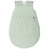Sugarapple Schlafsack, Wattiert, 50-110 cm, Streifen Mint
