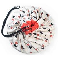Play&Go Spielzeugtasche, Mickey Cool