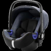 Britax Römer Baby-Safe 2 i-Size, Blue Marble 2020
