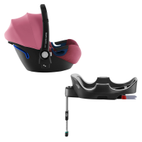 Britax Römer Baby-Safe 2 i-Size inkl. Flex-Base, Wine Rose 2019