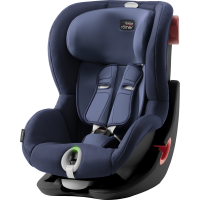 Britax Römer KING II LS BLACK SERIES, Moonlight Blue 2020