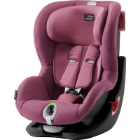 Britax Römer KING II LS BLACK SERIES, Wine Rose 2020