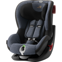 Britax Römer KING II LS BLACK SERIES, Blue Marble 2020