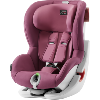 Britax Römer KING II LS, Wine Rose 2018