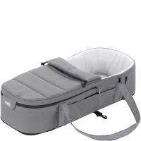Britax Go Big Softragetasche, Steel Grey 2018