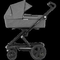Britax Go Next Kinderwagen, Grey Melange mit schwarzem Gestell 2018