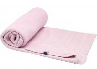 Snoozebaby Gestrickte Baumwolldecke Stylish Cocooning (100x150) Powder Pink