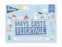 Milestone Booklet Babys Erste Feiertage