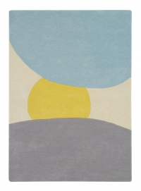 Lorena Canals Kinderteppich aus Wolle, Sunrise 140x200 cm