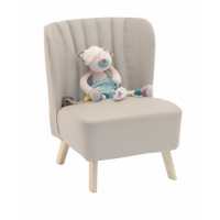Moulin Roty Sessel Grau