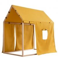 Nobodinoz Balear Home Kinder Lounge, Fariente Yellow
