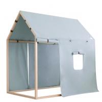 Nobodinoz Balear Home Kinder Lounge, Riviera Blue