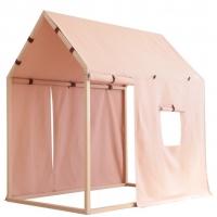 Nobodinoz Balear Home Kinder Lounge, Bloom Pink