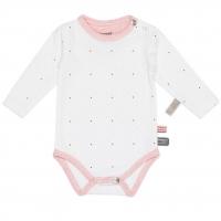 Snoozebaby Body, Dots Light Pink