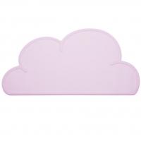 Silikon-Tischmatte Wolke, Lila