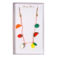 meri meri Kinder Halskette, Fruit Charm
