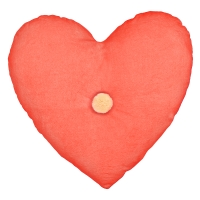 meri meri Kissen Coral Heart