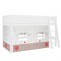 Lifetime Kidsrooms Spielvorhang, Sugar Pie