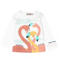 Boboli Shirt, Flamingos