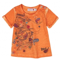 Boboli Shirt, Flower Lion