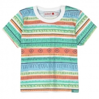 Boboli Shirt, gestreift