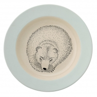 Bloomingville Keramik Suppenschale Adelynn, Bär