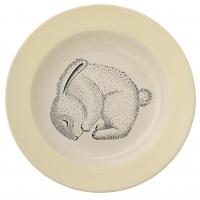 Bloomingville Keramik Suppenschale Adelynn, Hase