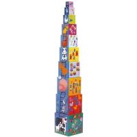 Djeco Stapelturm, Funny Blocks