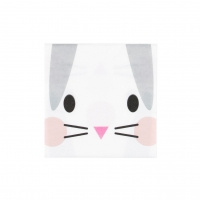 My Little Day Papierservietten, Mini Lapin - 20 Stk.