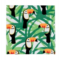 My Little Day Papierservietten, Toucan - 20 Stk.