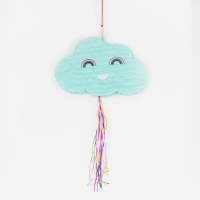 My Little Day Piñata, Wolke