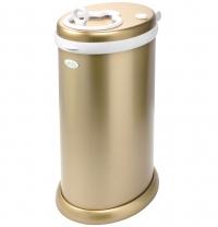 Ubbi Windeleimer aus Stahl, Gold